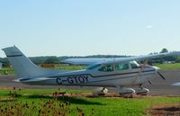 C-GTOY @ CYRP - Parked at the Carp Airport. - by Dirk Fierens