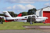 G-LBRC @ EGBO - Resident aircraft. EX:-N2245P. - by Paul Massey