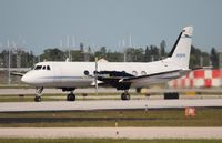 N195PA @ PBI - Phoenix Air - by Florida Metal