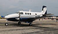 N208ML @ YIP - Queen Air