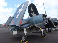 N209TW @ LAL - FG-1D Corsair - by Florida Metal