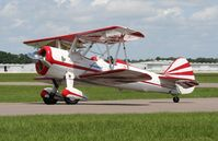 N212PC @ LAL - Stearman - by Florida Metal