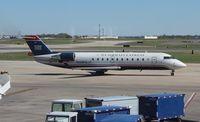 N220PS @ CLT - USAirways Express