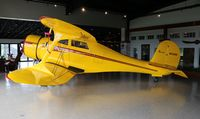 N230 @ THA - Beech Staggerwing - by Florida Metal