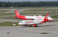 D-ABNE @ EDDM - white and red on the tarmac - by olivier Cortot