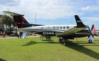 N234KA @ LAL - King Air 250