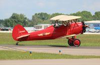 N255MS @ LAL - Hatz Biplane