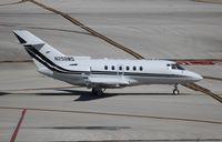 N258MS @ FLL - Hawker 800XP