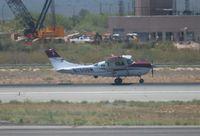 N259BW @ TUS - Cessna T206H