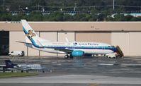 N278EA @ FLL - Eastern Airlines Florida Panthers