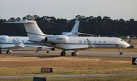N280PH @ DAB - Gulfstream V