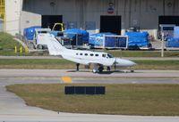 N265RG @ FLL - Cessna 421C gear collapse