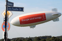 D-LDFR @ EDLE - New blimp WDL - by Thierry DETABLE