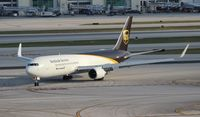 N302UP @ MIA - UPS 767-300