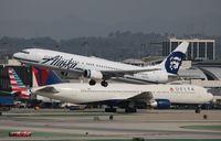 N303AS @ LAX - Alaska Air