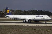 D-AISV @ LMML - Runway 13 - by Roberto Cassar