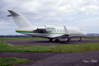 N604AU @ EGPN - Parked up at Dundee - by Clive Pattle