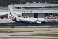 N315TS @ FLL - Boeing BBJ