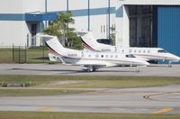 N316QS @ FLL - Net Jets