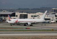 N317CM @ LAX - ABX 767-300