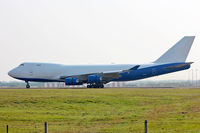 A6-GGP @ EGSS - Arriving at STN - by FinlayCox143