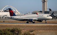 N328NW @ LAX - Delta