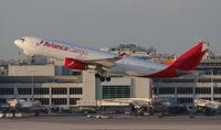 N332QT @ MIA - Avianca Cargo