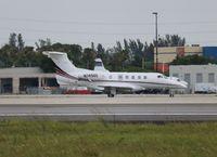 N340QS @ MIA - Net Jets