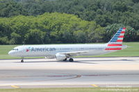 N177US @ KTPA - American Flight 814 (N177US) departs Tampa International Airport enroute to Philadelphia International Airport - by Donten Photography