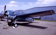N47201 @ KFCM - At Planes of Fame East, Eden Prairie. - by kenvidkid