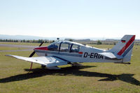 D-ERIA @ EDFC - Robin DR.400-200R Remo 200 parked at Aschaffenburg airport, Germany - by Van Propeller