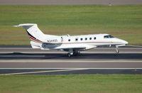 N344QS @ TPA - Net Jets