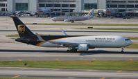 N344UP @ MIA - UPS 767-300