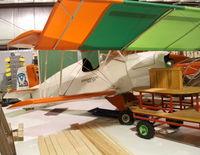 N213P @ MOT - N213P Jungster c/n J-1-73015R at Dakota Territory Air Museum, Minot North Dakota - by Pete Hughes