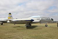 57-0616 @ MOT - 57-0616 T-33 at Dakota Territory Air Museum, Minot North Dakota - by Pete Hughes