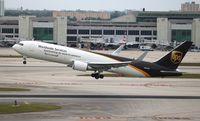 N351UP @ LAL - UPS 767-300F