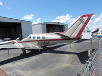 N120SP @ KTUS - maintenance at Tucson airport - by olivier Cortot