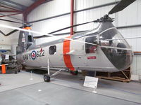 51-16622 - One of many fabulous exhibits at The Helicopter Museum, Weston-super-Mare, UK. - by magnaman
