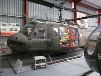 66-16579 - At the best helicopter museum in world! The Helicopter Museum, Weston-super-Mare, UK. - by magnaman