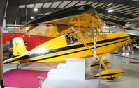 N805 @ MSO - N805 Jungster at the Museum of Mountain Flying, Missoula, Montana - by Pete Hughes