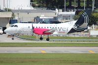 N361AG @ FLL - Silver Airways