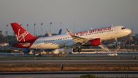N364VA @ LAX - Virgin America