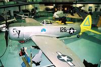 44-89320 @ KVPS - At the Eglin Memorial Air Park. - by kenvidkid