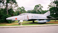 67-0452 @ KVPS - At the Eglin Memorial Air Park. - by kenvidkid