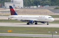 N376NW @ DTW - Delta