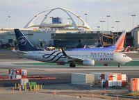 N381DN @ LAX - Delta Skyteam