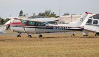 N381LH @ SUA - Cessna TR182