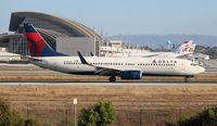 N386DA @ LAX - Delta