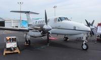 N387LJ @ ORL - King Air 250