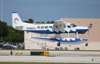 N388TA @ FLL - Cessna 208B